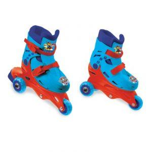 Mondo Rollers évolutifs 2 en 1 (3 roues) Pat'Patrouille