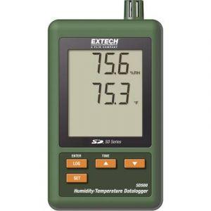 Extech Hygro-thermomètre d'enregistrement de données SD 500