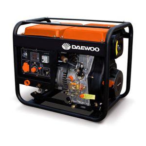 Daewoo GDAW190AC - Groupe de soudage 190A CDI thermique 4 temps 12V - 230V 2000W 420 cm3