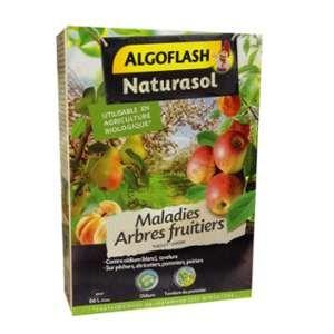 Algoflash Maladie des arbres fruitiers Naturasol 500g