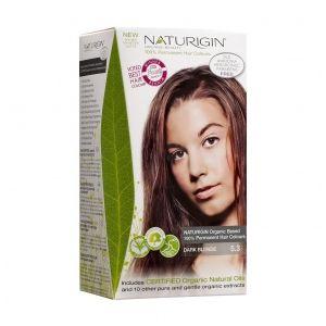 Naturigin 5.3 Châtain clair doré - Coloration capillaire Bio