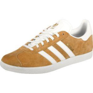 Adidas Gazelle chaussures marron blanc 37 1/3 EU