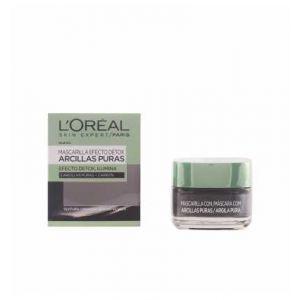 L'Oréal Détox-argiles pures masque - 50 ml