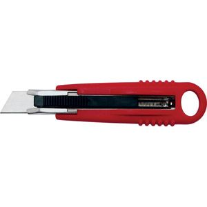 Wedo 78800 - Cutter Safety standart retrait automatique (lame 18 mm)