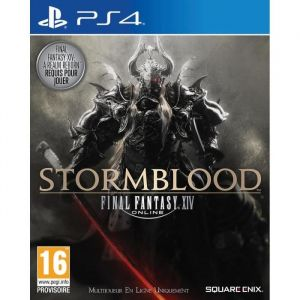 Final Fantasy XIV : Stormblood sur PS4