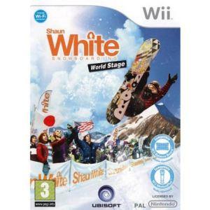 Shaun White Snowboarding : World Stage [Wii]