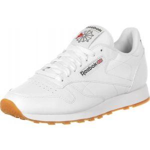 Reebok Classic Leather chaussures blanc beige 38,5 EU