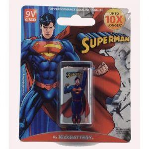 Superman pile 9V