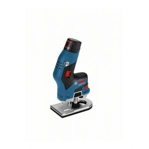 Bosch Affleureuse sans fil Ø6/8mm 12v 3.0ah gkf12v-8 - 06016b0000