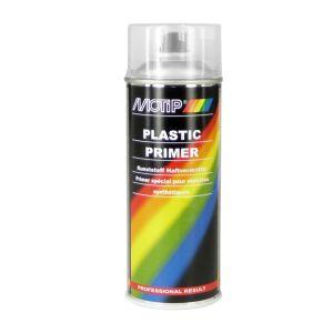 Motip Bombe de sous-couche peinture plastique 400ml