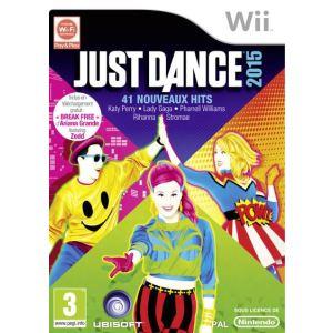 Just Dance 2015 [Wii]