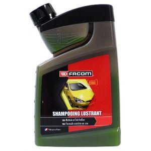 Facom Shampooing lustrant - Lavage régulier - Bidon doseur 500 ml