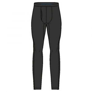 Columbia Homme Collant, Midweight Stretch Tight, Polyester, Noir, Taille XL, 1638601