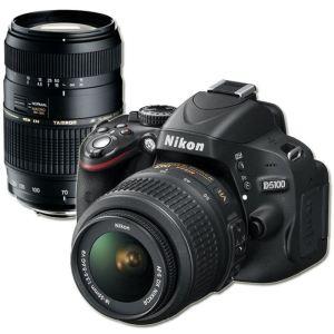 Nikon D5100 (avec objectif 18-55mm)