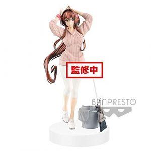 Banpresto Kantai Collection Statuette Pvc Exq Yamato 22 Cm