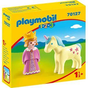 Playmobil 1.2.3 70127 jouet, Jouets de construction