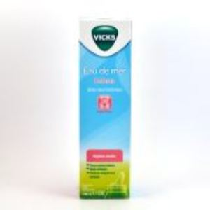 Vicks Spray nasal eau de mer isotonique enfant (100 ml)