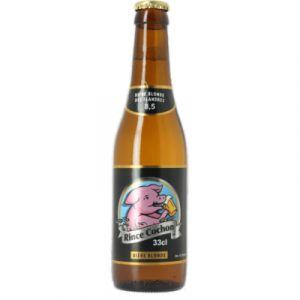 Rince Cochon Bière blonde 8,5%Vol.