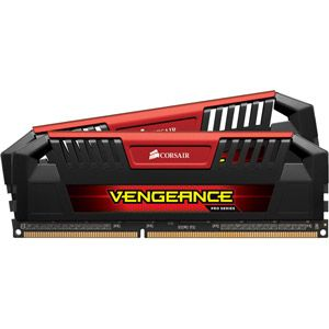 Corsair Vengeance Pro Series 16 Go (2 x 8 Go) DDR3 1866 MHz CL10 Red