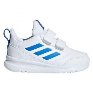 Adidas Altarun CF I, Chaussures de Fitness Mixte Enfant, Blanc