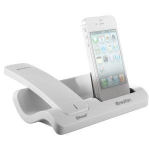 iCréation i450 - Téléphone sans fil avec station d'accueil pour iPhone