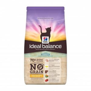 Hill's Ideal Balance Chaton - Poulet sans céréales 1,5 Kg