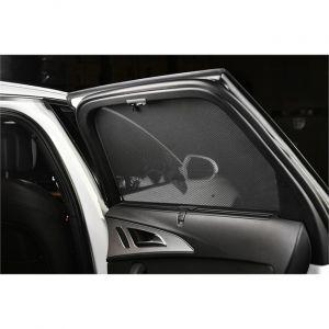 Car Shades Rideaux pare-soleil compatible avec Peugeot 206 5 portes 1998-2006