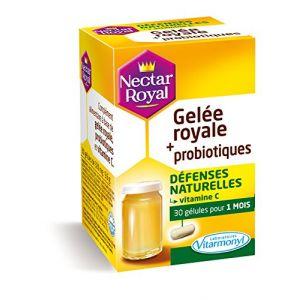 Laboratoires Vitarmonyl VITARMONYL Nectar Royal Défenses Naturelles Gelée Royale - Lot de 3