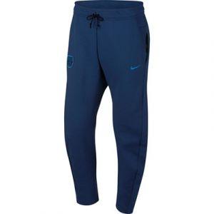 Nike Pantalon FC Barcelona Tech Fleece pour Homme - Bleu - Couleur Bleu - Taille XL
