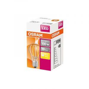 Ledvance Ampoule led standard claire filament 11w100 E27 chaud - Categorie fantome - OSRAM