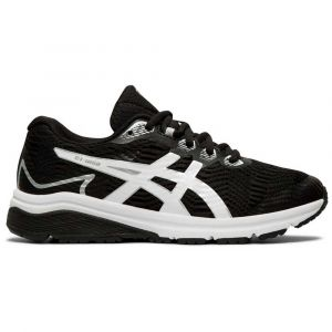 Asics Chaussures running Gt 1000 8 Gs - Black / White - Taille EU 34 1/2