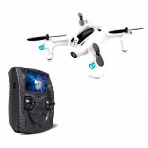 Hubsan H107D+ - Drone X4 FPV Plus caméra HD 720p Mode 2