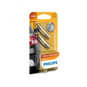 Philips 2 Ampoules C5W 5 W 12 V