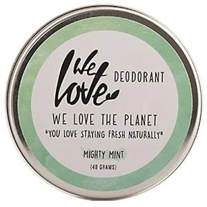 We Love The Planet Déodorant Mighty Mint 45 g