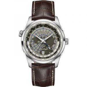 Hamilton Montre Homme Jazzmaster GMT H32605581