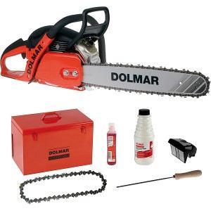 Dolmar PS5105 - Tronçonneuse thermique pro