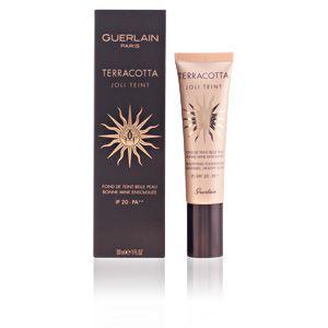 Guerlain Terracotta Joli Teint : Teint Naturel - Fond de teint belle peau bonne mine ensoleillée
