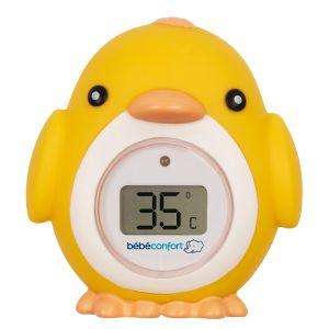 Bébé Confort Thermomètre de bain électronique Poussin