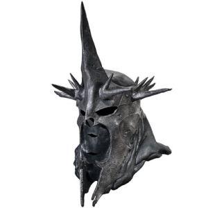 Masque roi sorcier d'Angmar Seigneur des Anneaux adulte