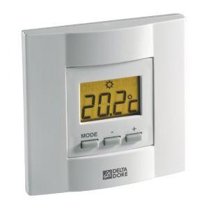 Image de Delta Dore Thermostat programmateur d'ambiance à touches Tybox 53 radio