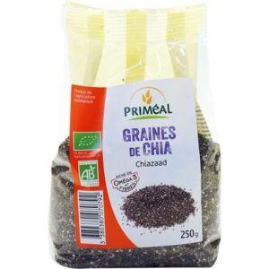 Priméal Graines de Chia BIO 250g