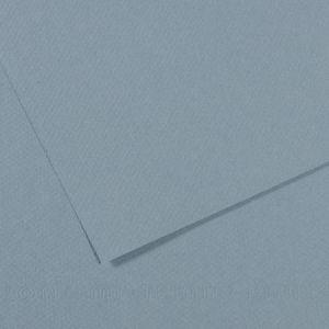 Canson Papier Mi-Teintes 160 g/m² - 50 x 65cm 490 - Bleu Clair