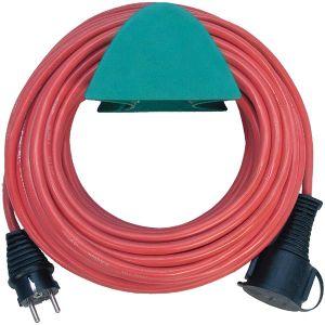 Brennenstuhl Rallonge IP 44 25m H07RN-F 3G1.5 rouge
