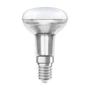 Osram 2 Ampoules Spots R50 LED Verre Clair 3,3W=40 E14 Chaud