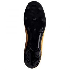 Puma Chaussures de football ONE 20.3 FG/AG Jaune / Noir - Taille 46