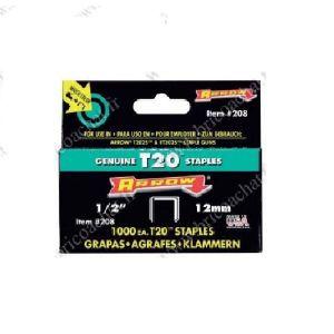 Arrow 206 - Pro-pack de 5000 agrafes T20 / 10mm