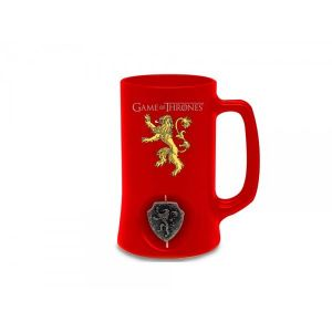 SD Toys Chope Game Of Thrones Lannister logo rotatif