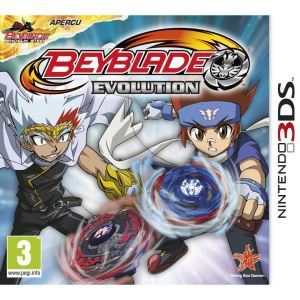 Beyblade : Evolution [3DS]