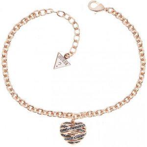 Guess UBB21597 - Bracelet en métal rosé pour femme