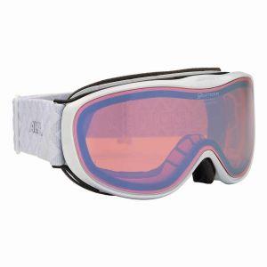Alpina Challenge Small 2.0 Qm S30 Quattroflex CAT2 - Masque de ski femme